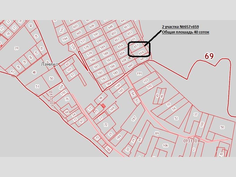 Продам участок по адресу Россия, Тверская область, Селижаровский р-н, Ланино фото 5 по выгодной цене