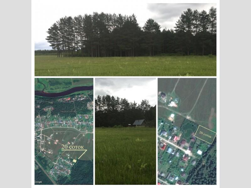 Продам участок по адресу Россия, Тверская область, Калининский район, Черногубово фото 0 по выгодной цене